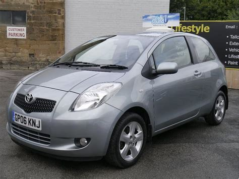 Used Toyota Yaris Used Toyota Yaris For Sale In Wakefield Uk Autopazar