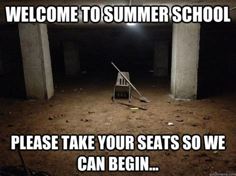 Summer School Meme - welcome to summer school pictures photos and images for
