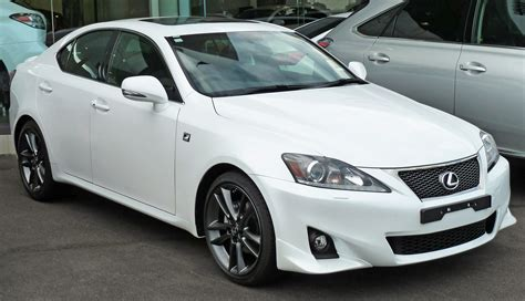 4 Reasons the Lexus IS 250 is a Good First Car ? Clublexus