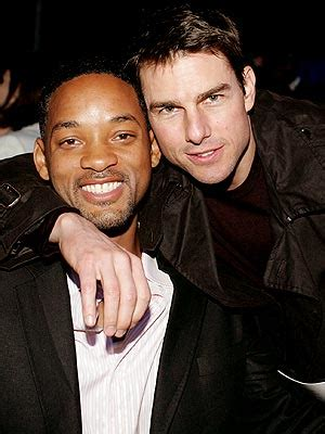Will Smith Turned Tom Cruises Invite To Be A Scientologist by Tracks Sept 29 2004 Parked