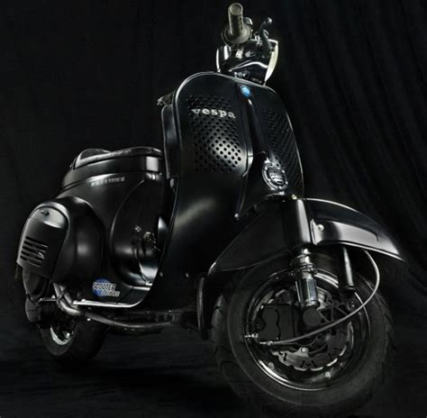 vespa scooter modification collections   photo