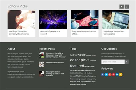 gomedia themes junkie best wordpress themes custom photos exle resume ideas