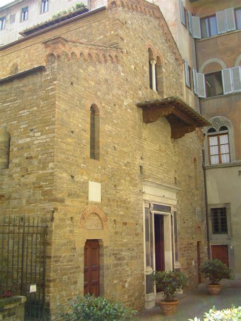 chiesa dei ladari a roma apostoli florence
