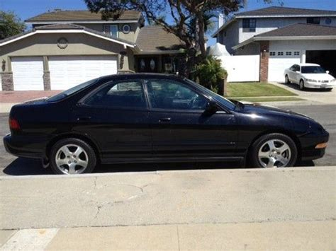 acura integra se sell used 1994 acura integra sedan clean title se gsr