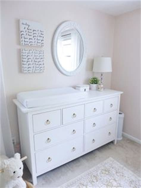 white baby dresser ikea before and after updated knobs hardware ikea hemnes 3