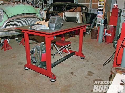 how to build a welding table 301 moved permanently