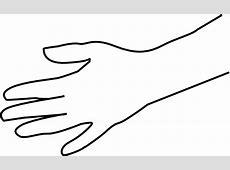 Blank Hand Clip Art at Clker.com - vector clip art online ... Clip Art Hang Loose
