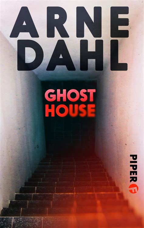 Buku Anak Impor The Haunted House ghost house arne dahl piper