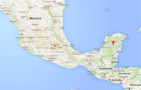 yucatan peninsula map yucatan peninsula map location madre occidental map location elsavadorla