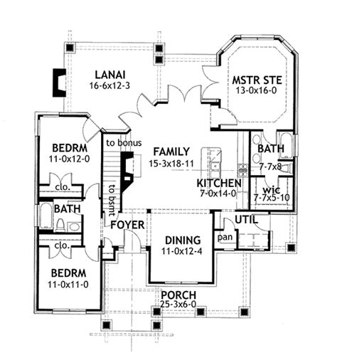 2000 sq ft bungalow floor plans 12 top selling house plans under 2 000 square feet