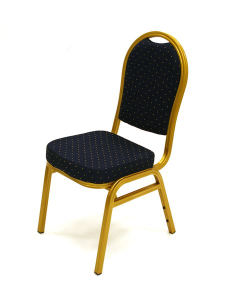 event chair blue gold aluminium banqueting chair be furniture sales