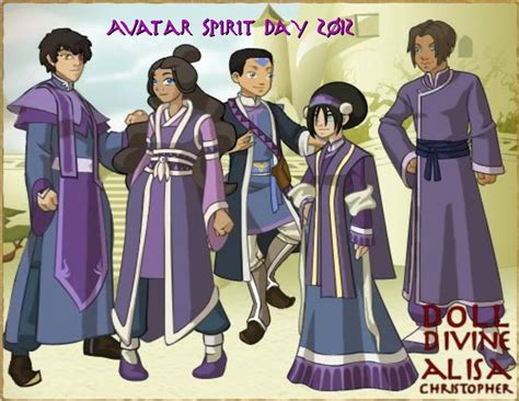 Last And And Maker avatar spirit day 2012 by kendrakickz0220 on deviantart
