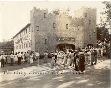 Hershey History Essay by Hersheypark Attractions Houses