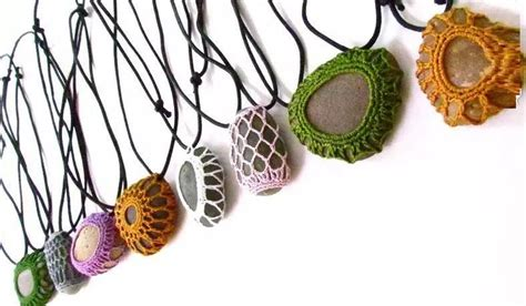 Macrame Tutorials Free - macrame necklaces and bracelets free tutorials 1
