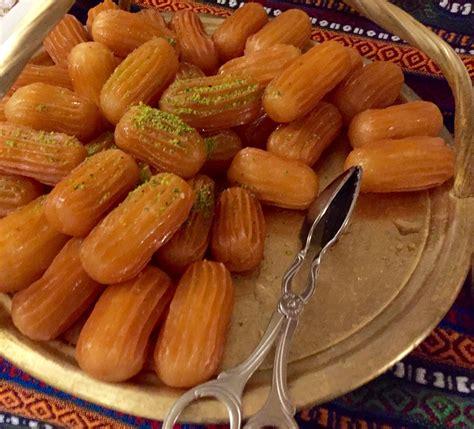 Ottoman Desserts Turkish Desserts Thegigglyfig