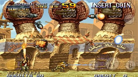 metal slug 2 apk descargar metal slug 2 v1 3 android apk completo