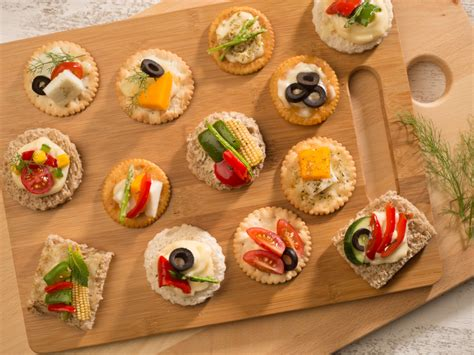 canap駸 but canapes recipes with pictures