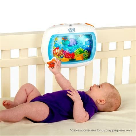 Crib Toys For Babies by Baby Einstein Sea Dreams Soother Baby