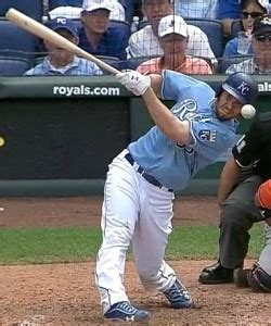 eric hosmer swing initial thoughts on the 2014 mlb playoffs sports chump
