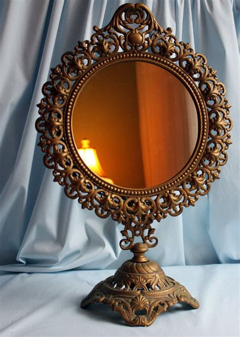bathroom mirror in best price glass mirror use for 180 best vintage vanity images on pinterest trays