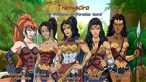 amazon dc welcome to themyscira by roysovitch on deviantart