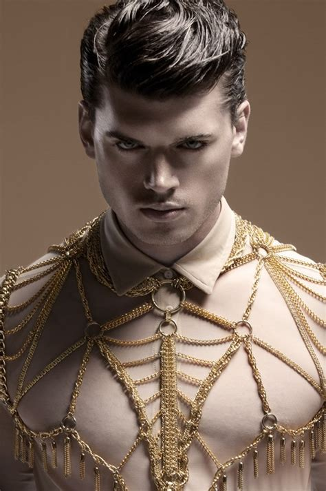 Christopher Hopkins Model | featured model christopher hopkins in opus prime studio