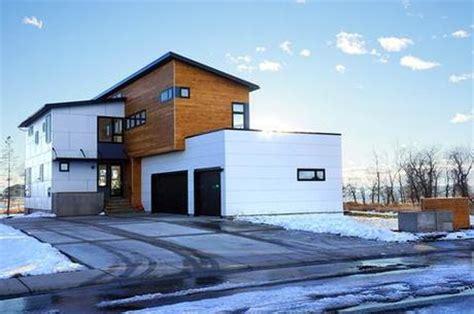 modular modern canada cool homes popping calgary el real