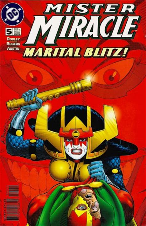 mister miracle vol 3 5 sequart database