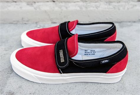 Vans Authentic Fear Of God fear of god x vans style 147 sneaker bar detroit