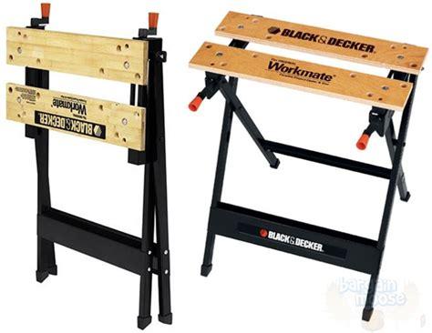black and decker work bench black decker wm125 workmate 125 portable work bench was