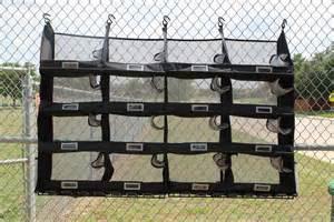 baseball dugout gear organizer bat helmet holder racks