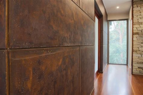 dulux design rust effect paint new house inspired constructions