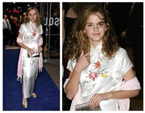 emma watson qipao celebrities in chinese qipao chinese clothing com