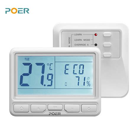 boiler room thermostat wireless boiler room digital thermoregulator wifi thermostat for warm floor heating weekly