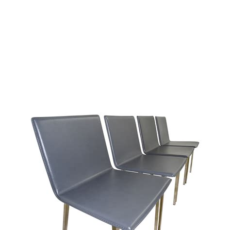 cb2 bench cb2 leather bench benches