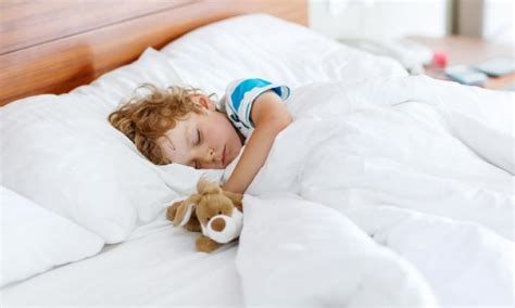 Sleeping In Bed by 3 5 Years Sleep Tips Kidspot