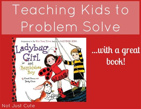 the problim children books teaching problem solving with a great book