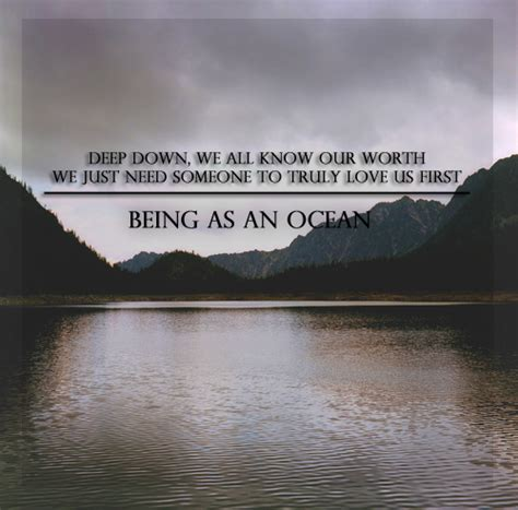 being as an ocean being as an ocean quotes quotesgram