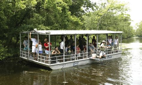 cajun flat bottom boat sw boat tour cajun pride tours groupon