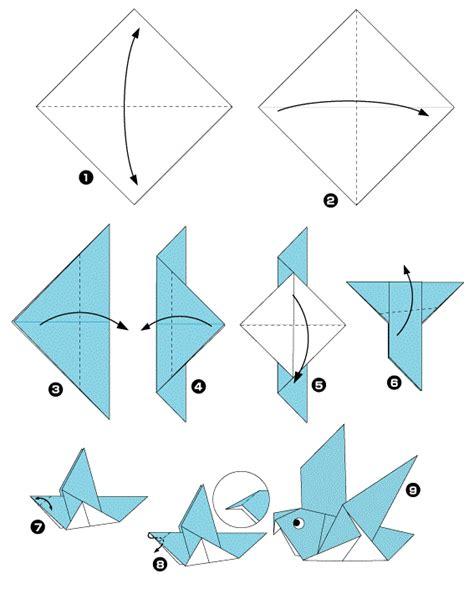 Origami Swan For Beginners - s 233 rie os animais da b 237 blia aula 2 uma pomba muito esperta