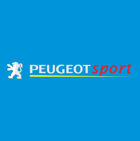 logo peugeot sport peugeot sport logo vector in eps vector format