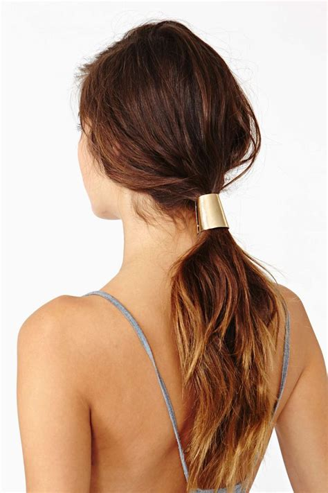 Hair Clip Poni Hairclip Poni capsule ponytail clip