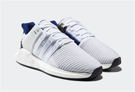 Adidas Originals Eqt Support 93 17 Royal Blue Uk8 Us8 5 Euro42 adidas eqt support 93 17 white blue bz0592 sneakerfiles