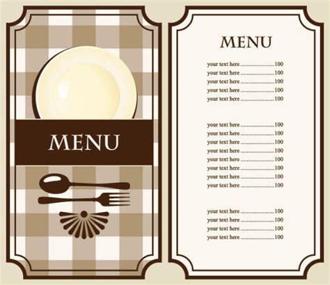 cafe menu design software free メニュー作りの参考に カフェ レストラン無料メニューテンプレート5セット 商用可 eps free style
