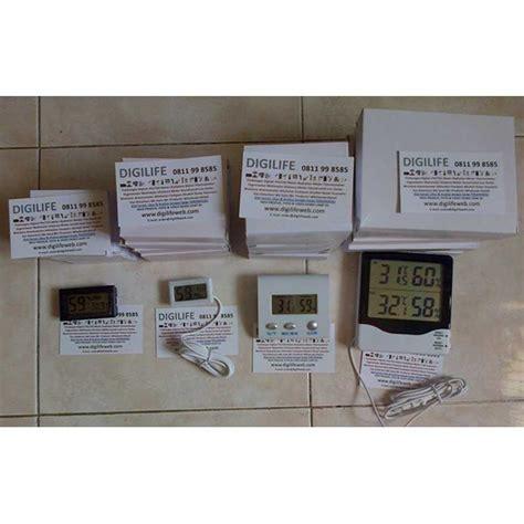 Jual Termometer Ruangan Digital Jakarta jual digital hygrometer thermometer alat pengukur suhu
