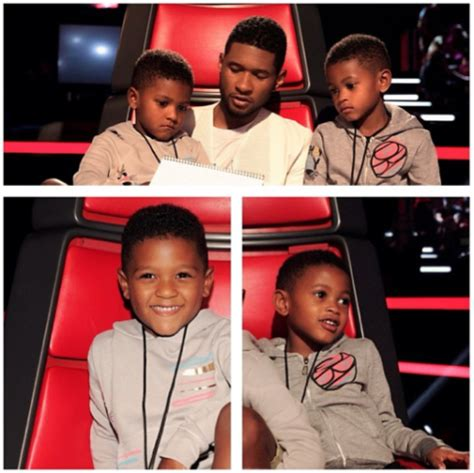 how old are tis kids usher s son usher v in atlanta hospital after pool