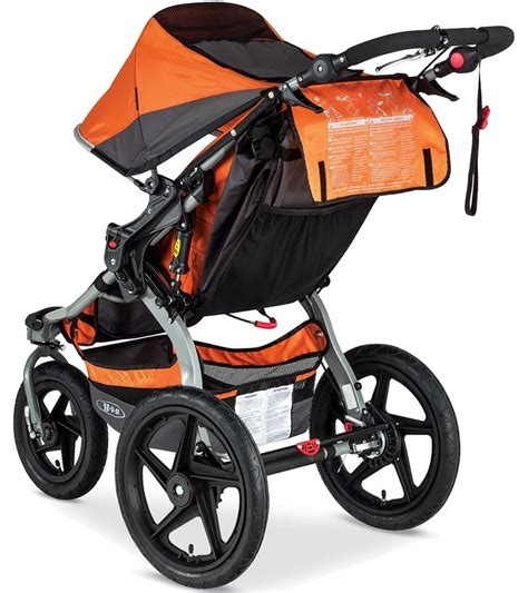 Jogger For Orange bob revolution pro stroller orange