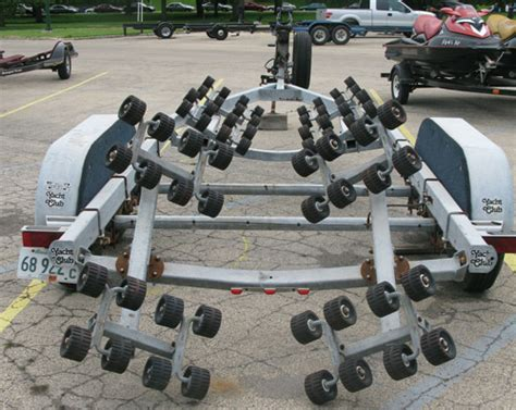 boat trailer roller dimensions trailer stoppers and rollers boattech boatus