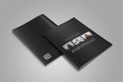 free indesign portfolio template photographer portfolio template free design resources