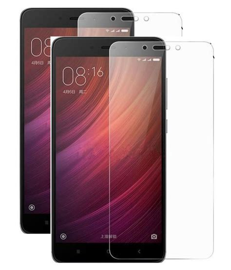Tempered Glass Hp Xiaomi Redmi 4 xiaomi redmi 4 tempered glass screen guard by furious3d